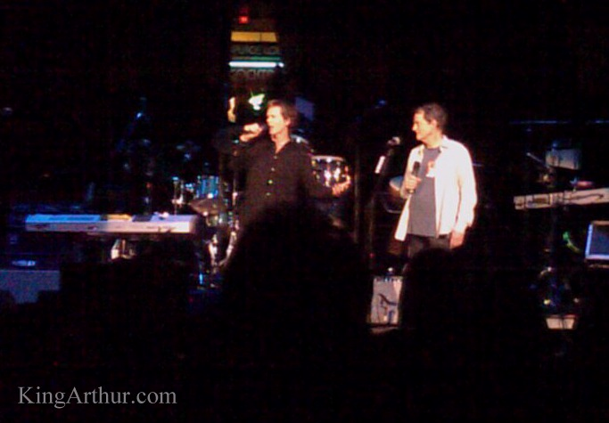 Kevin Bacon and Michael Bacon at the Spectrum Last Call